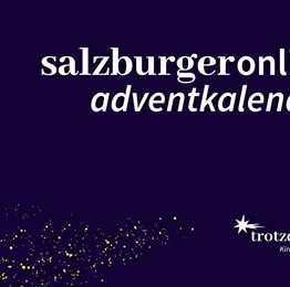 Salzburger Online Adventkalender